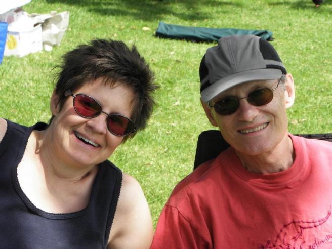 Betty & Ed